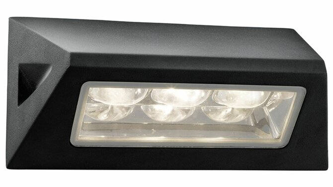 Buitenlamp LED 5513BK | Searchlight