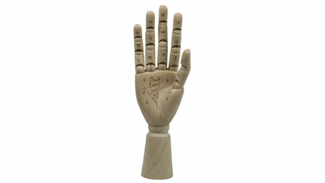 Beeld Palmist Hand MG009 | Authentic Models