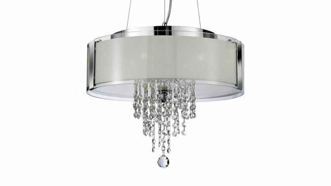Hanglamp 7824-4CC | Searchlight