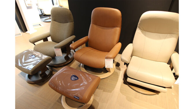 Relaxfauteuil Stressless Garda M - Outlet