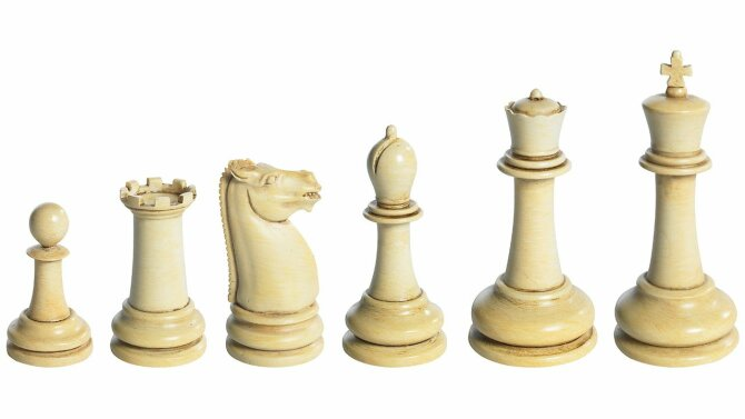 Schaakset Classic Chess Set GR021 | Authentic Models