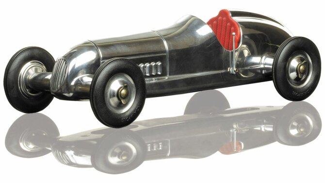 Modelauto Indianapolis Red Seat PC010R   Authentic Models
