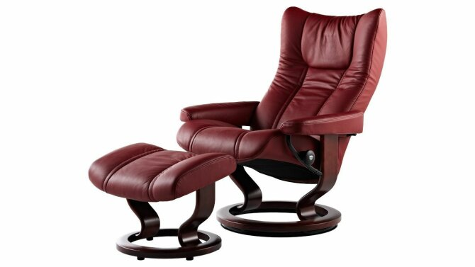 Relaxfauteuil Wing Classic | Stressless