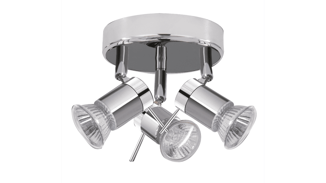Plafonniere Aries 7443CC-LED | Searchlight