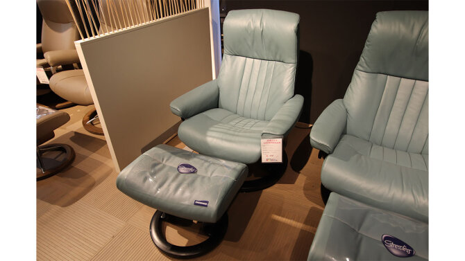 Relaxfauteuil Stressless Crown M - Outlet