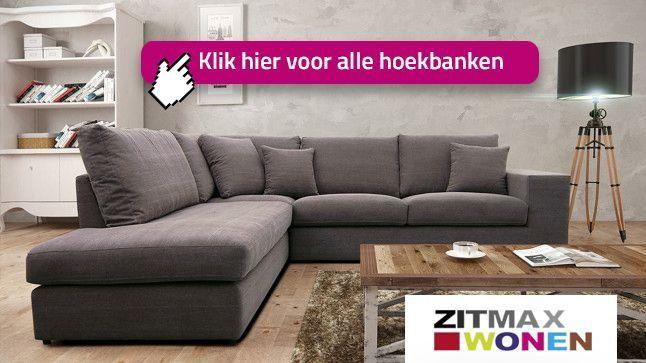 Mooie Leren Bank Te Koop.Leren Hoekbank Kopen Van De Beste Kwaliteit Zitmaxx Wonen